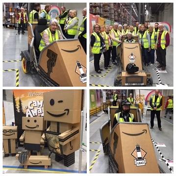 Amazon Collage
